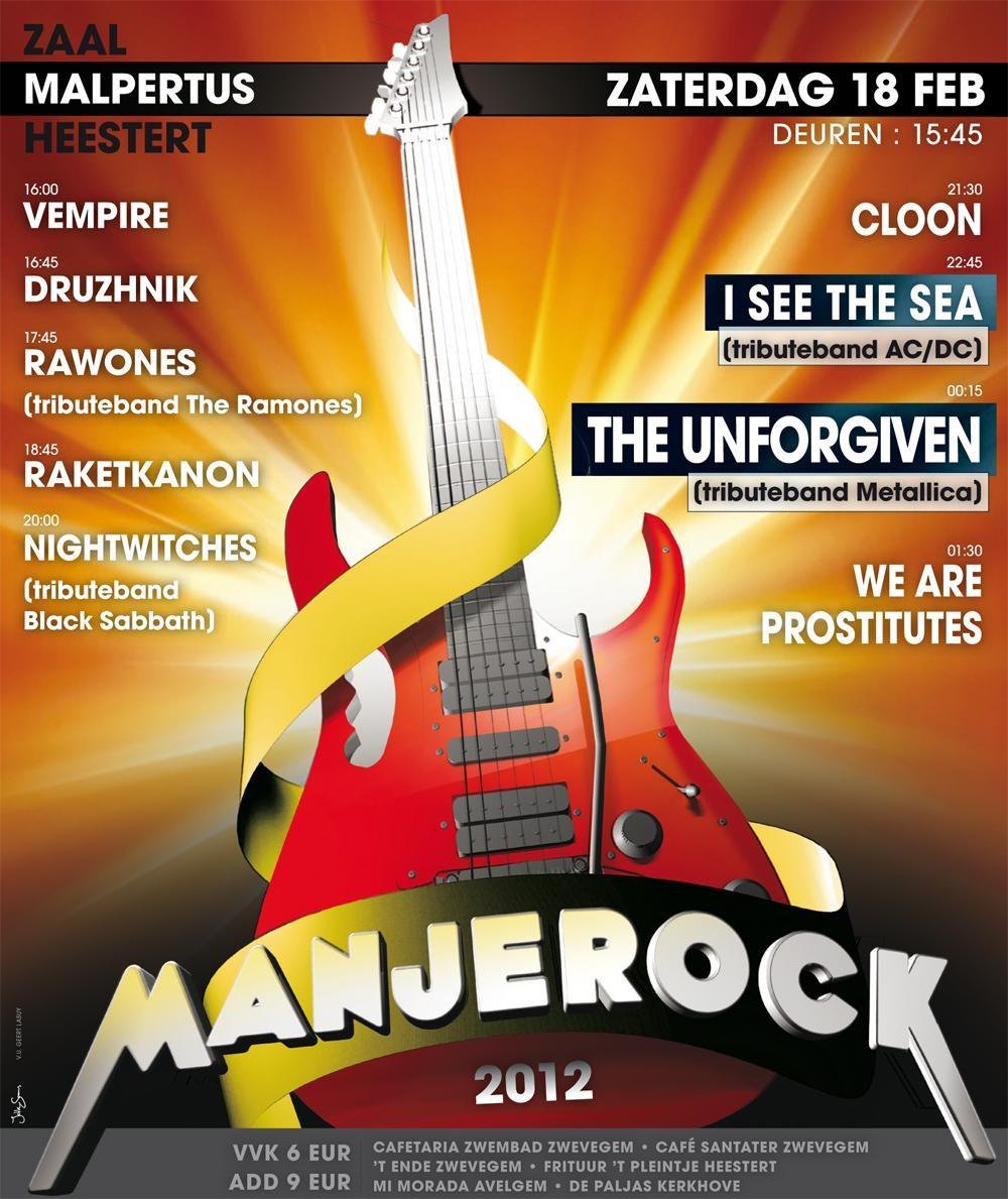 Manjerock