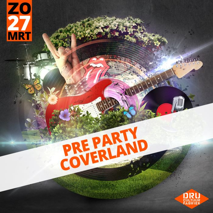 Coverland Pre Party