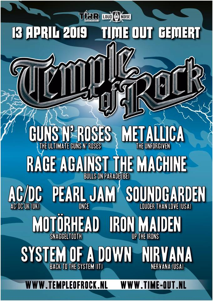 Temple of Rock, Gemert