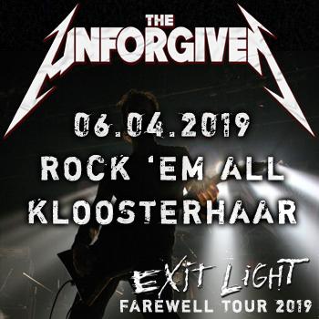Rock 'em All, Kloosterhaar